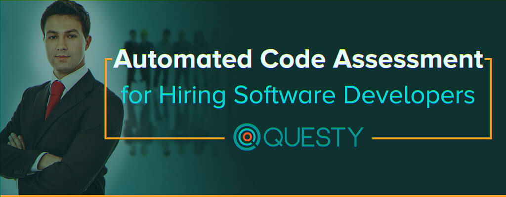 Automated-Code Assessment for Hiring Software Developers