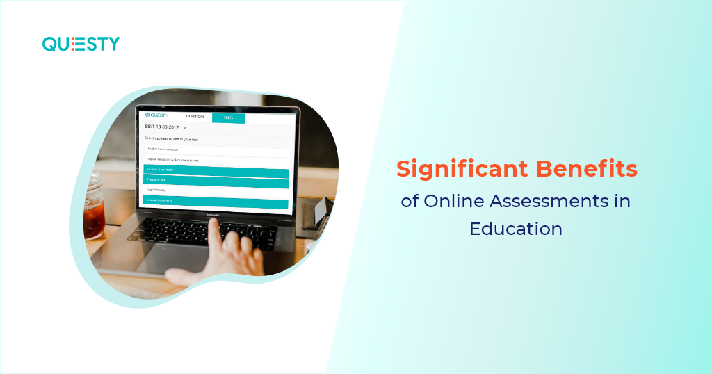 Importance of Online Assessments in Education