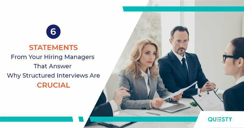 6 Phrases Hiring Managers Won't Say If YouDo Structured Interviews